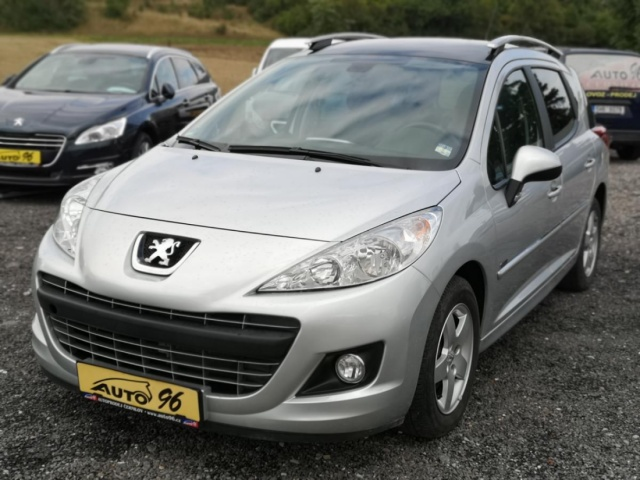 Peugeot 207 1,4 SW