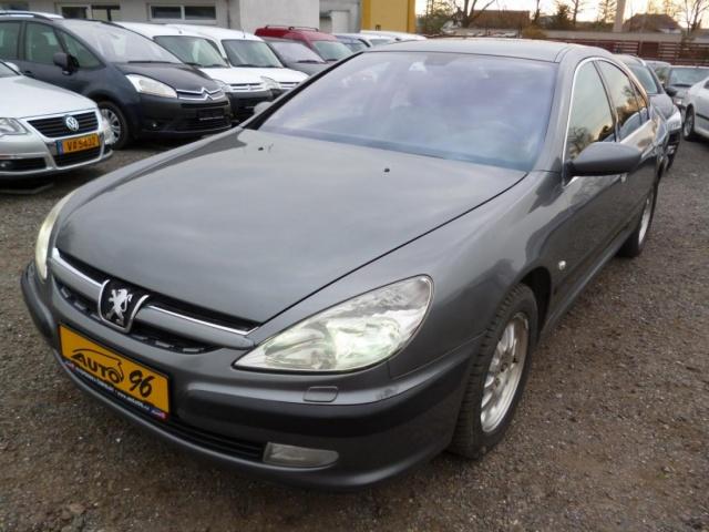 Peugeot 607 2,2 HDi  PACK