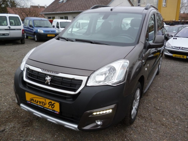 Peugeot Partner Tepee 1,6 HDi