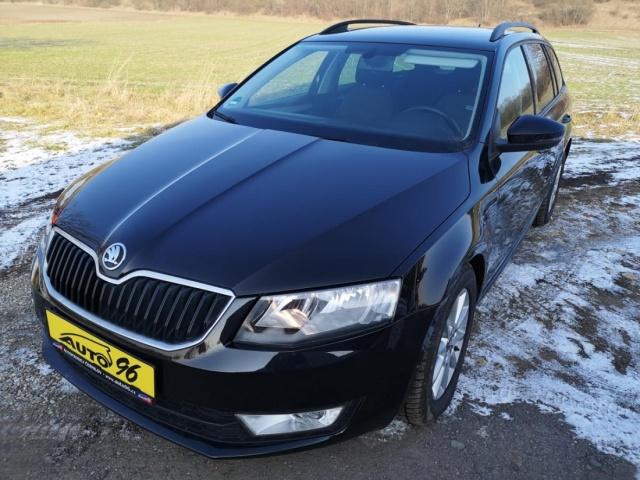 Škoda Octavia 2,0TDi DSG  NAVI