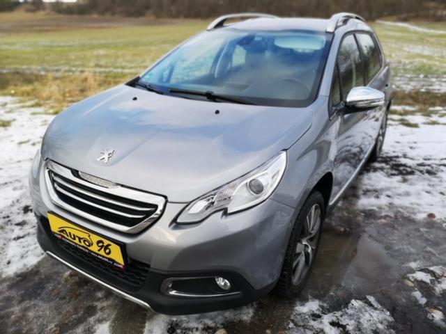 Peugeot 2008 1,6i VTi