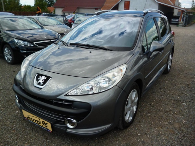 Peugeot 207 SW 1,6 HDi,OUTDOOR