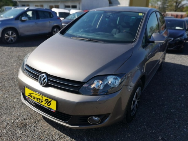 Volkswagen Golf Plus 1,6 TDi prestige