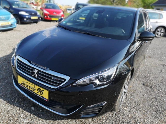Peugeot 308 GT LINE  2,0HDi 133KW