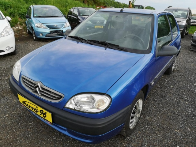 Citroën Saxo 1,1i