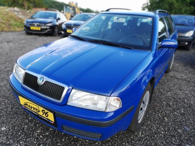 Škoda Octavia 1,6 servisováno