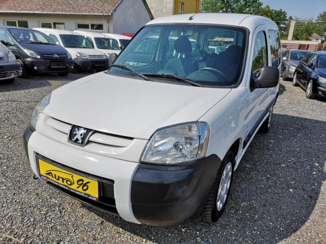 Peugeot Partner 1,6HDi Klima,