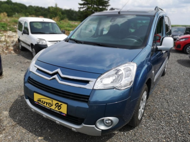Citroën Berlingo 1,6 VTi
