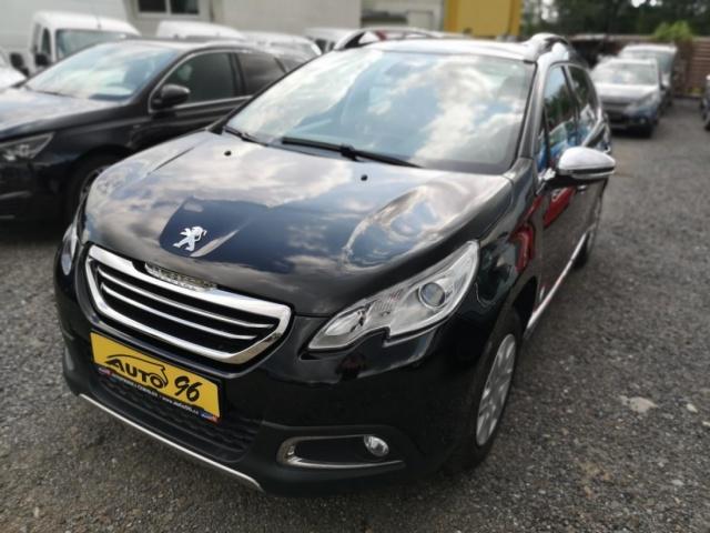 Peugeot 2008 1,6 HDi