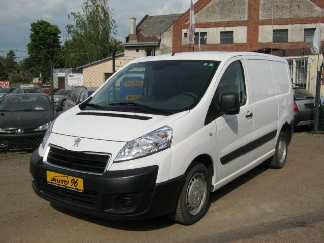 Peugeot Expert 1,6 HDi KLIMA, SERVISKA