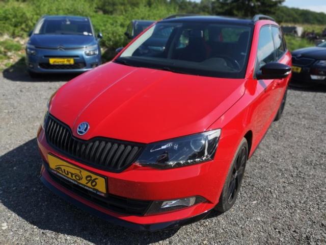 Škoda Fabia 1,2TSI MONTE CARLO COMBI