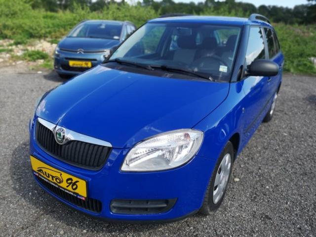 Škoda Fabia 1,2  COMBI