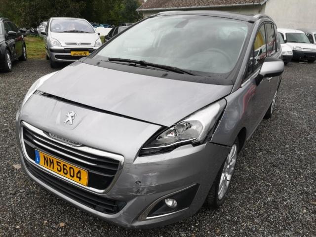 Peugeot 5008 2,0 HDi ,7 MÍST