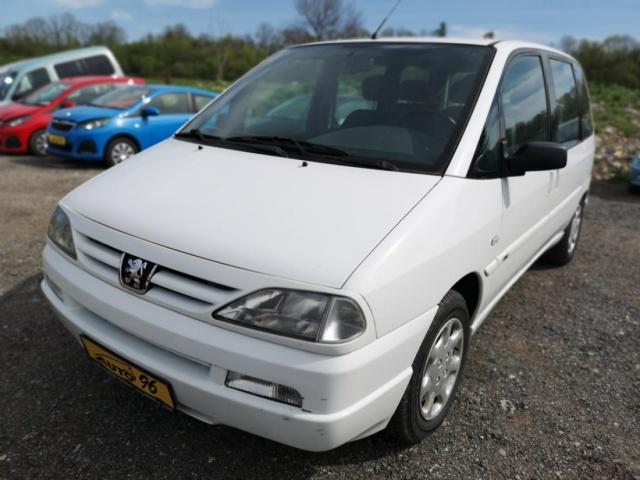 Peugeot 806 2,0 HDi