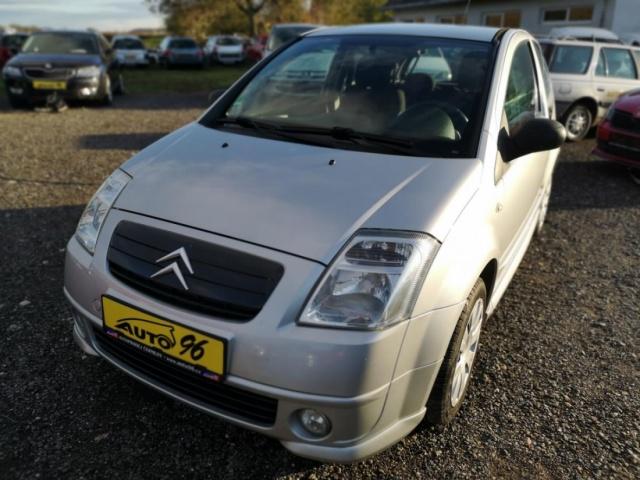 Citroën C2 1,4  AUTOMAT