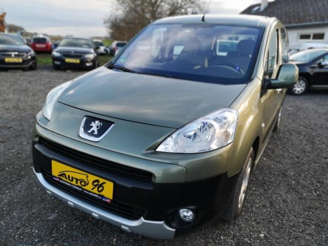 Peugeot Partner Tepee 1,6  90k Premium