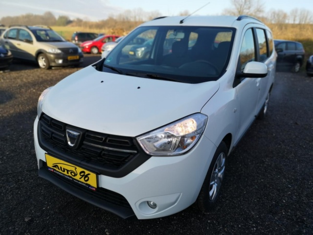 Dacia Lodgy 1,6 i