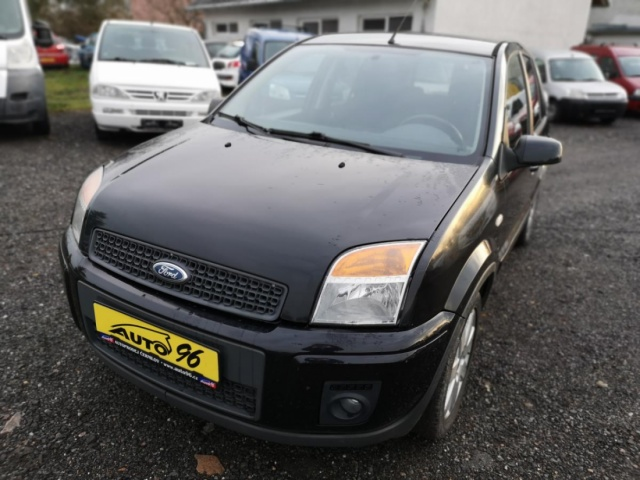 Ford Fusion 1,4TDCi