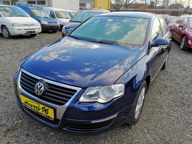 Volkswagen Passat 2,0 TDi  TOP
