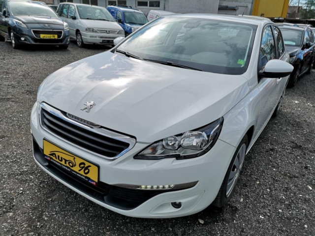 Peugeot 308 Active 1,2 Pure Tech 130k
