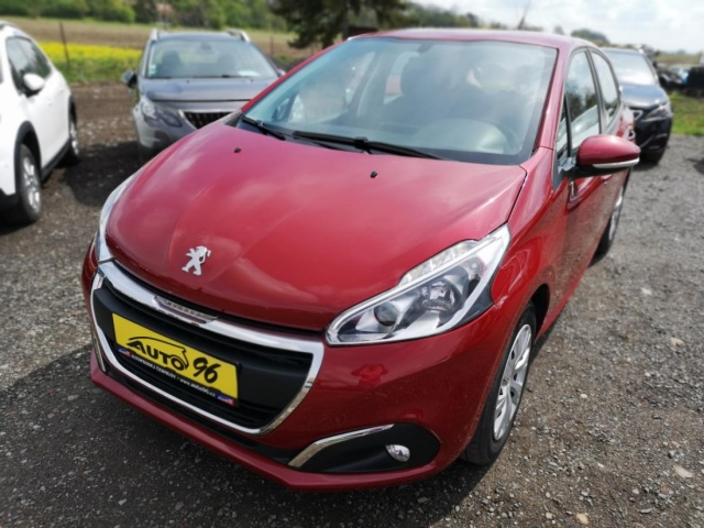 Peugeot 208 1,2 VTi Pure Tech 68