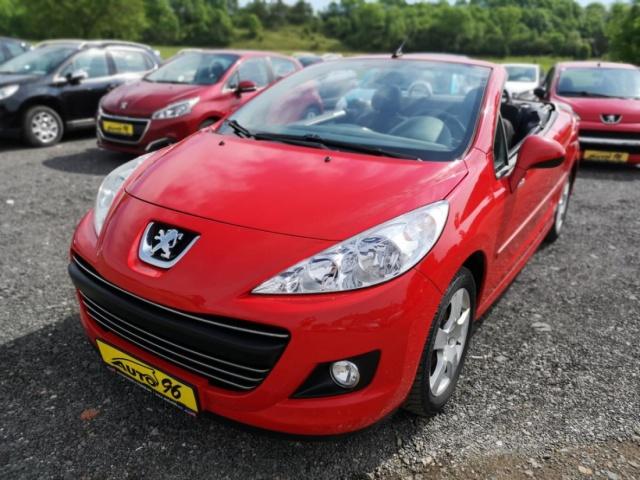 Peugeot 207 CC 1,6VTi Serviska