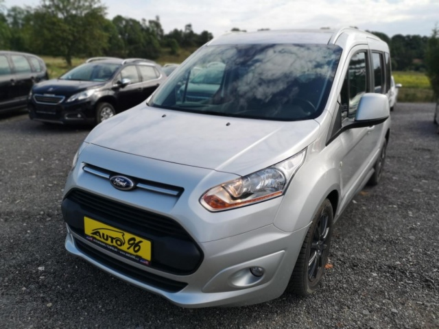 Ford Tourneo Connect 1,6 TDCi