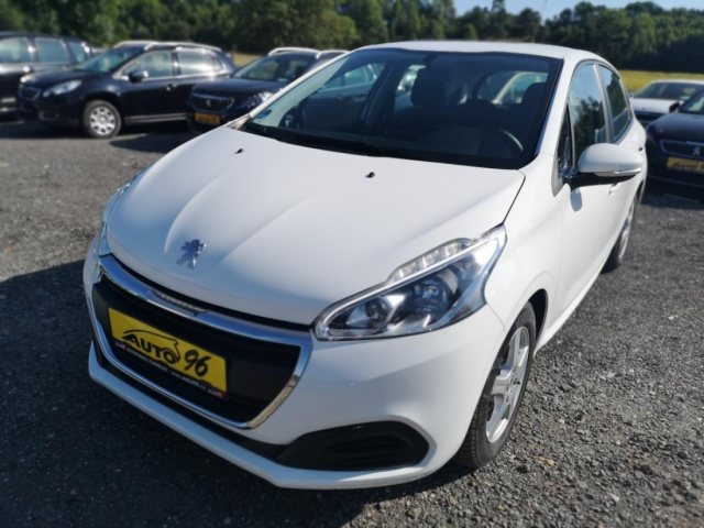 Peugeot 208 1,6 HDi 73kw