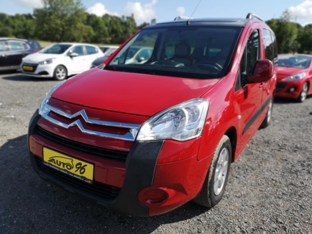 Citroën Berlingo 1,6VTi  88kw