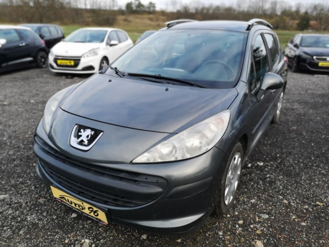 Peugeot 207 1,6HDi