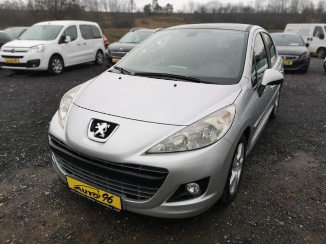 Peugeot 207 1,6 HDi 6 ti kvalt,panorama