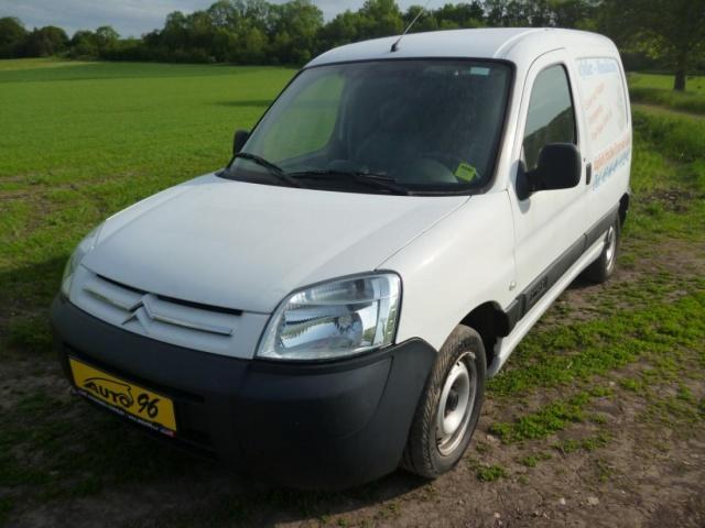 Citroën Berlingo 1,9D, ROZVOZ JÍDEL