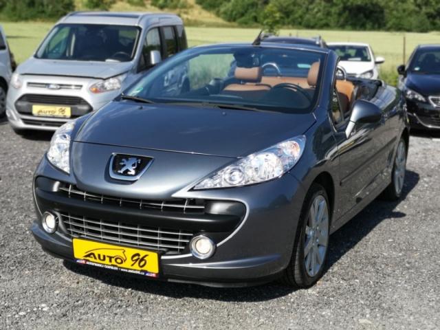 Peugeot 207 CC  1,6  CONCORDE